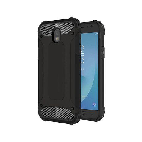 buy online 4c3a8 1a981 Shockproof Protective Armor Case for Samsung J5 Pro 2017 - Black