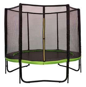 Zoolpro Trampoline & Safety Net Enclosure - 183cm 6FT