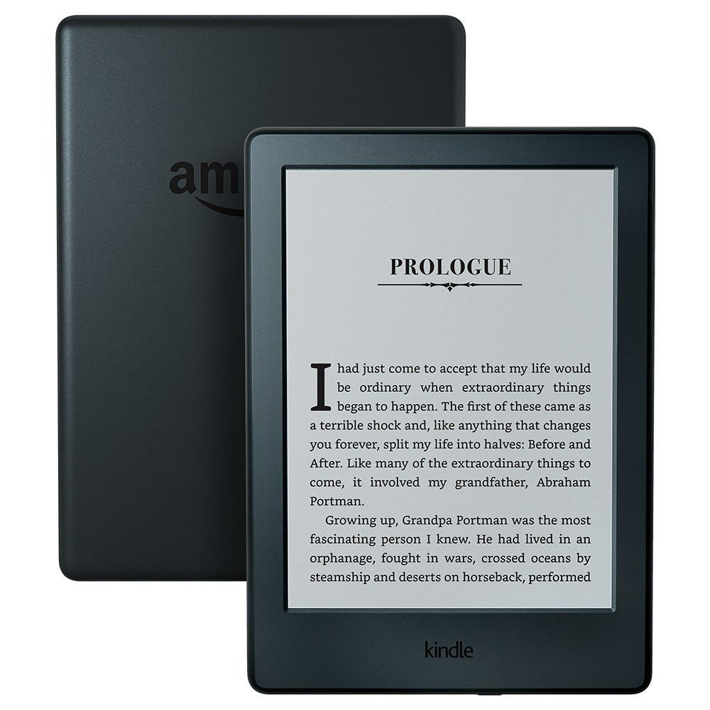 Amazon kindle 6 e reader 8th gen with special offers black amazon kindle 6 e reader 8th gen with special offers black parallel loading zoom fandeluxe Images