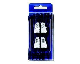Hickies Responsive Lacing System - Solid Navy