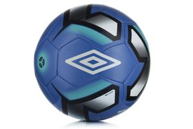 Umbro Neo Trainer Soccer Ball - Dazzling Blue & White (Size: 5)