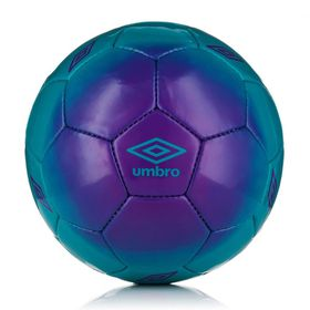 Umbro Veloce Iv Soccer Ball - Purple & Bluebird (Size: 4)