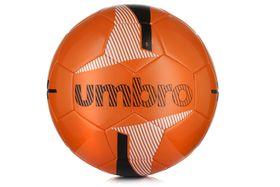Umbro Veloce Supporter Ball - Orange, Black & White (Size: 3)