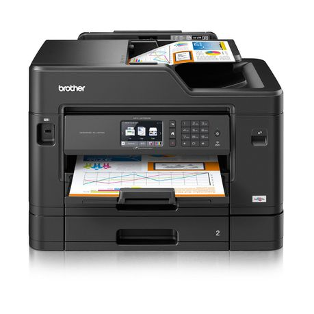 Brother MFC-J2730DW A3 4-in-1 Multifunction Wi-Fi Inkjet Printer