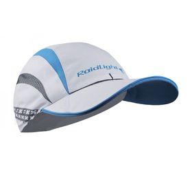 RaidLight Sahara Cap - White & Electric Blue