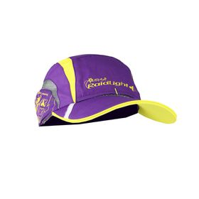 RaidLight Sahara Cap - Purple & Yellow