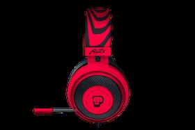 Razer Kraken Pro V2: Neon Red Oval - PewDiePie (PC)