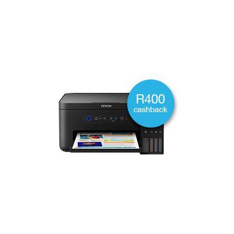 Epson Ecotank ITS L4150 3-in-1 Wi-Fi Printer | Buy Online in