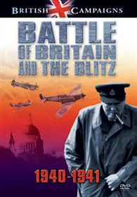 British Campaigns-Battle of Britain - (Import DVD)