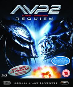 Alien Vs. Predator 2: Requiem - (Import Blu-ray Disc)