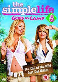 The Simple Life: Season 5 (DVD)