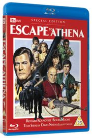 Escape to Athena - (Import Blu-ray Disc)