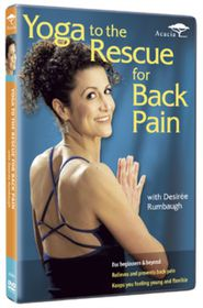Yoga to the Rescue for Back Pain - (Import DVD)