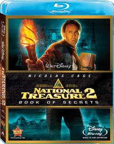 National Treasure Book of Secrets - (Import Blu-ray Disc)