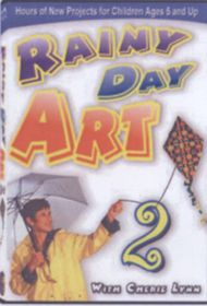 Rainy Day Art & Crafts 2 - (Import DVD)