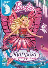 Barbie-Mariposa - (Import DVD)