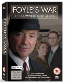 Foyle's War-Series 5 Box Set - (Import DVD)