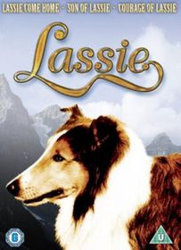 Lassie Box Set - (Import DVD)