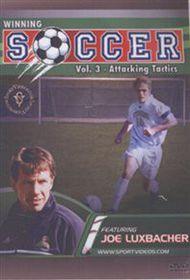 Winning Soccer-Attacking Tactics - (Import DVD)