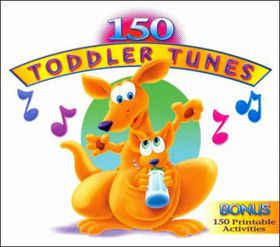 150 Toddler - (Import CD)