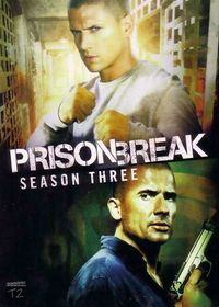 Prison Break Season 3 (DVD)