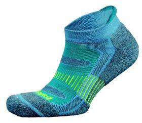 Balega Blister Resist No Show Socks - Dynamic Blue (Size: S)