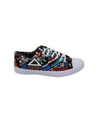 Tomy Ladies Fashion Sneakers - Multi