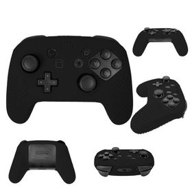 Orzly: Flexicase Pro Controller - Black (Nintendo Switch)