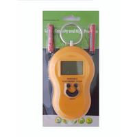 Portable Digital Fishing Scale - Orange