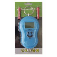 Portable Digital Fishing Scale - Blue