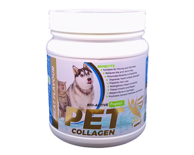 Pet Collagen with Bio Active Peptan - Meat Flavour (450g)