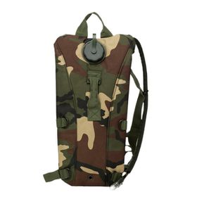 2.5L Hydration Backpack - Jungle Camouflage