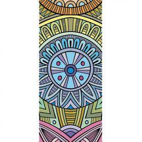 TheGoodSport Suede Yoga Mat - Multi Colour