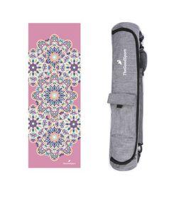 TheGoodSport Ladypink Yoga Mat & Minimalist Bag
