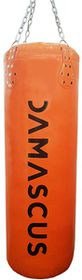 Damascus Boxing PVC HD Punching Bag 40kg - Orange