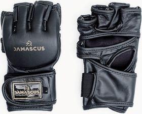 Damascus Boxing Leather Strike Grappling Mitt - 5050 (Large)