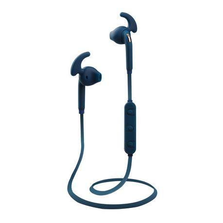 3c2b966c0ec Elyxr Liberty Bluetooth Earphones - Navy & Rose Gold | Buy Online in ...