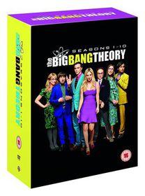 The Big Bang Theory: Seasons 1-10 (DVD - Parallel Import)