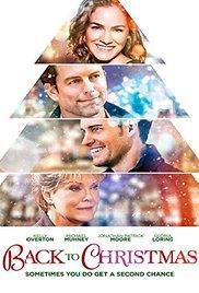 Connecting Christmas (aka) Back to Christmas (DVD)