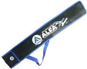 Alfa 2 Stick Hockey Bag - Black & Royal