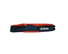 Alfa 4 Stick Hockey Bag - Red & Navy