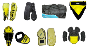Alfa Rebound Senior Goalkeeper Set - Multi