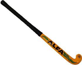 Alfa Sprint Hockey Stick - Orange