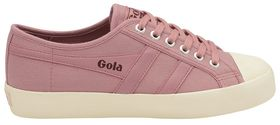 Gola Ladies Coaster Trainer - Dusky Rose & Off White