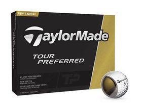 TaylorMade Tour Preffered Golf Balls - Set of 36
