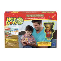 Learning Resources Hot Dots Tots All About Vehicles