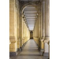 1Wall Rome Colonnade Wall Mural - 4 Piece