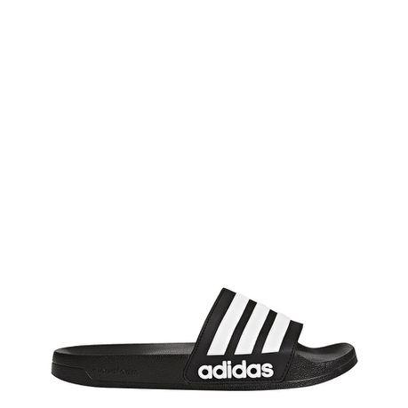 buy popular 5212e 0efad Mens adidas Adilette Cloudfoam Slides