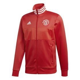 Men's adidas Manchester United 3-Stripes Track Jacket