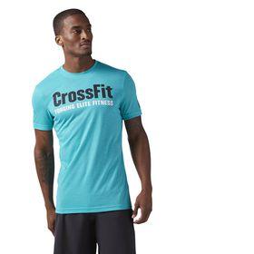 Men's Reebok Crossfit RCF Forging Elite Fitness T-Shirt